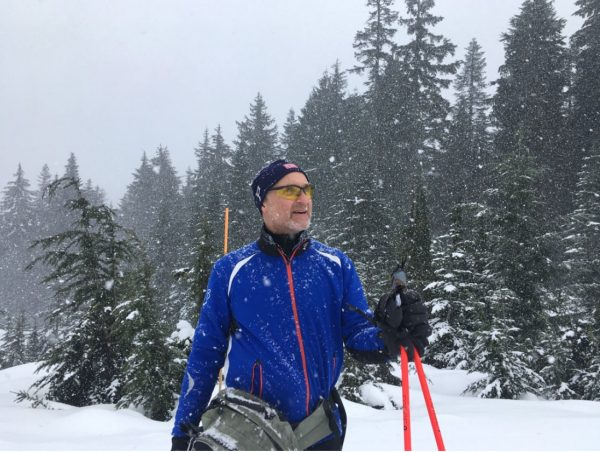 Cross Country Skiing Vancouver Cypress